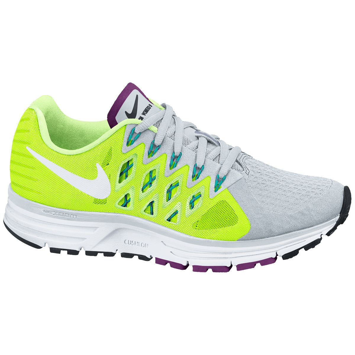 c8bbfb7d1647 Nike Zoom Vomero 9 Women s Running Shoes SP15 Womens Grey